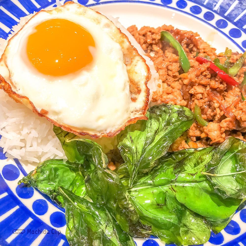(閉店)「アガリコ マサール 町田店」パクチー食べ放題!メイン料理とサラダも大盛り無料のアジアンビストロでランチの写真