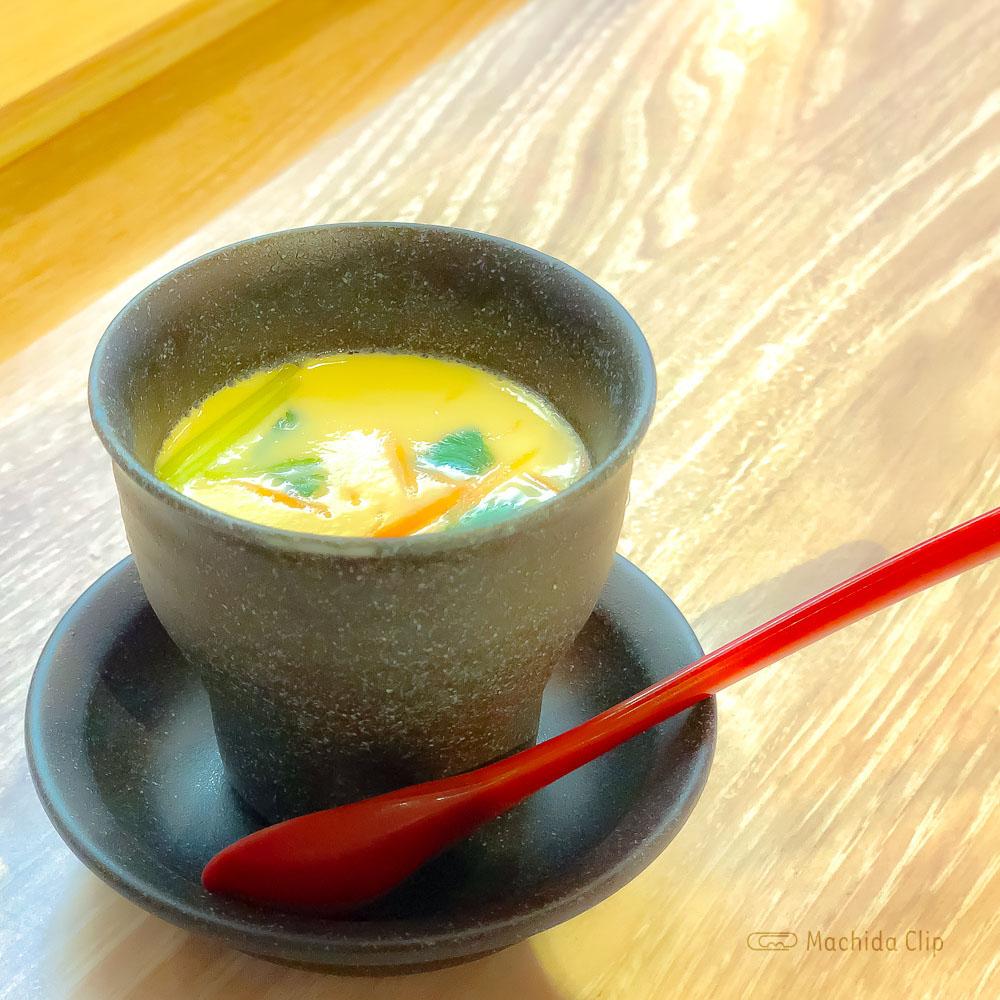あら井の茶碗蒸しの写真