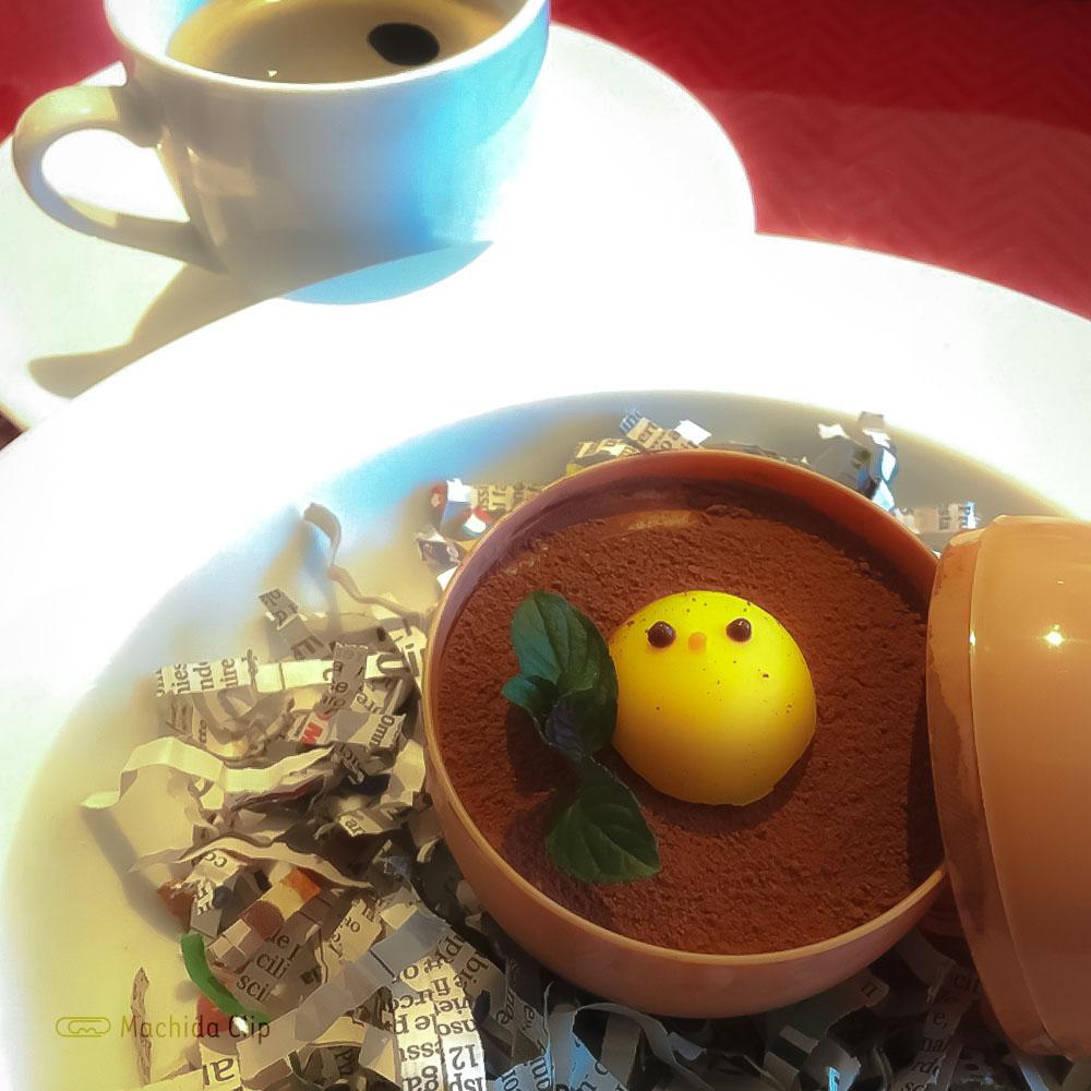 Bianco(ビアンコ)の「ふわふわティラミス卵太郎」の写真