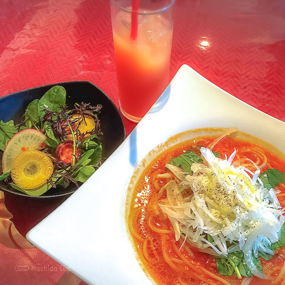 Bianco(ビアンコ)の「絶品!スープスパゲッティ大量リコピンスープ」の写真