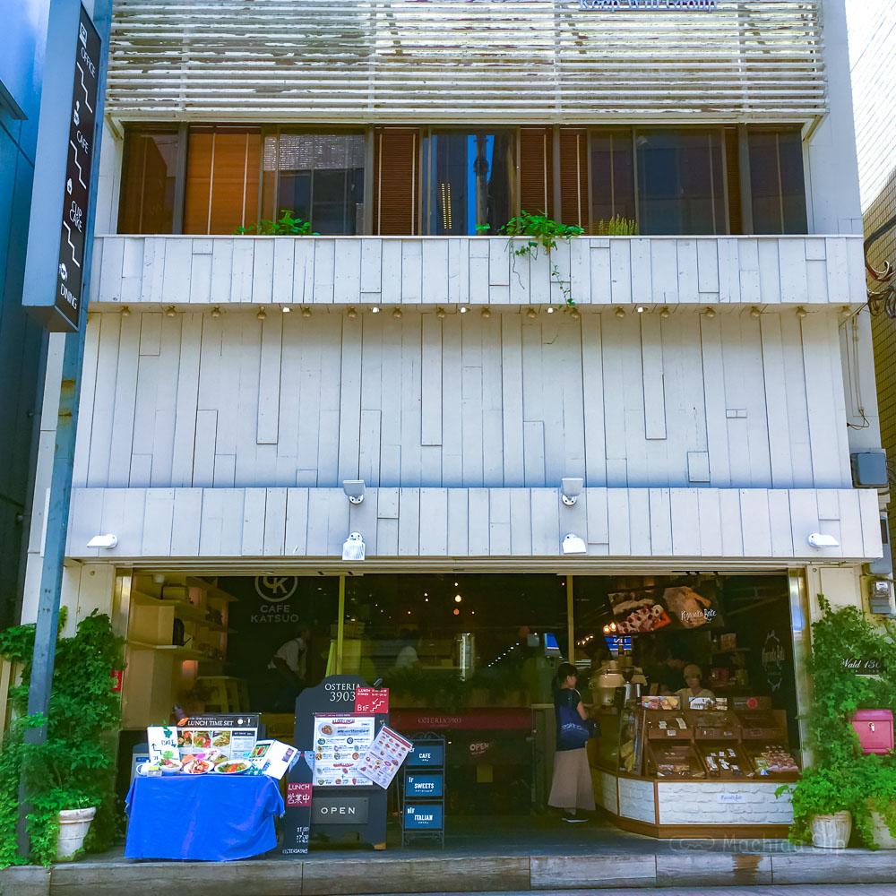 CAFE KATSUO(カフェ カツオ)の外観の写真