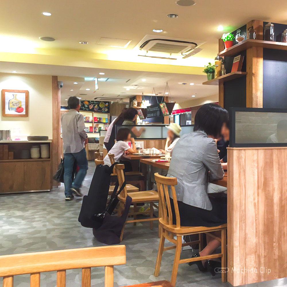 カプリチョーザ 町田モディ店の店内の写真