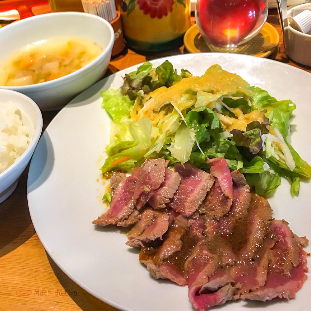 コシード デ ソルの「スペシャル牛ステーキ」の写真