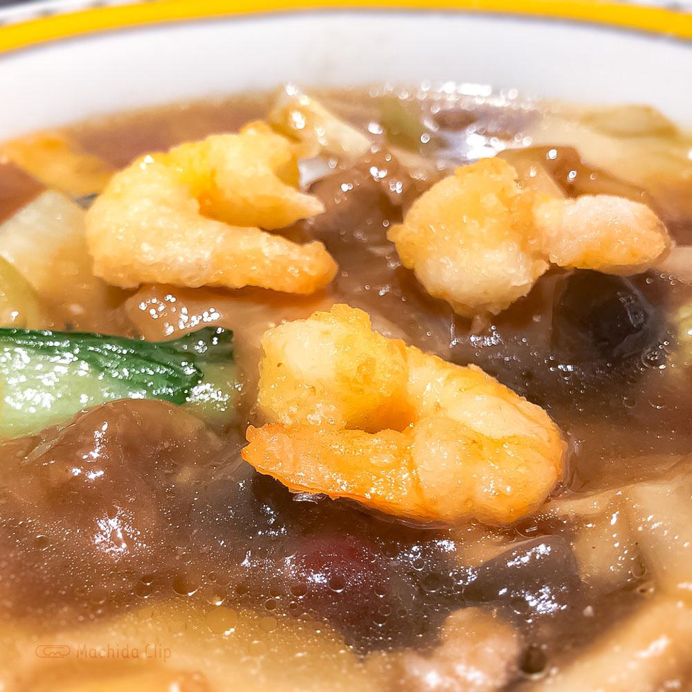 中国名菜 銀座アスター プティシーヌ町田の「アスター麺」の写真