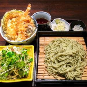 へぎそば清兵衛 町田東急ツインズでコシが自慢の名物蕎麦の写真