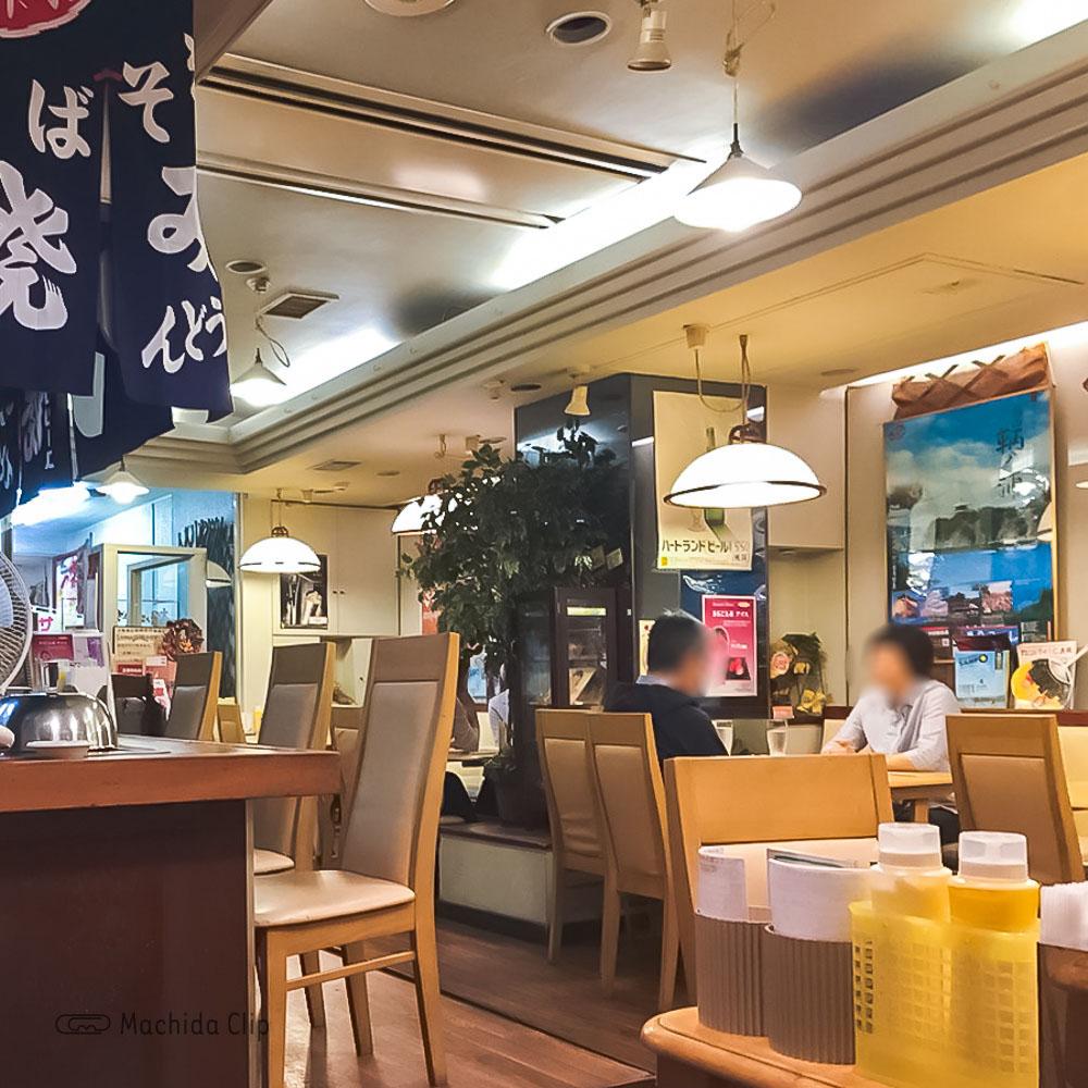 ひろしま鉄ちゃんの店内の写真
