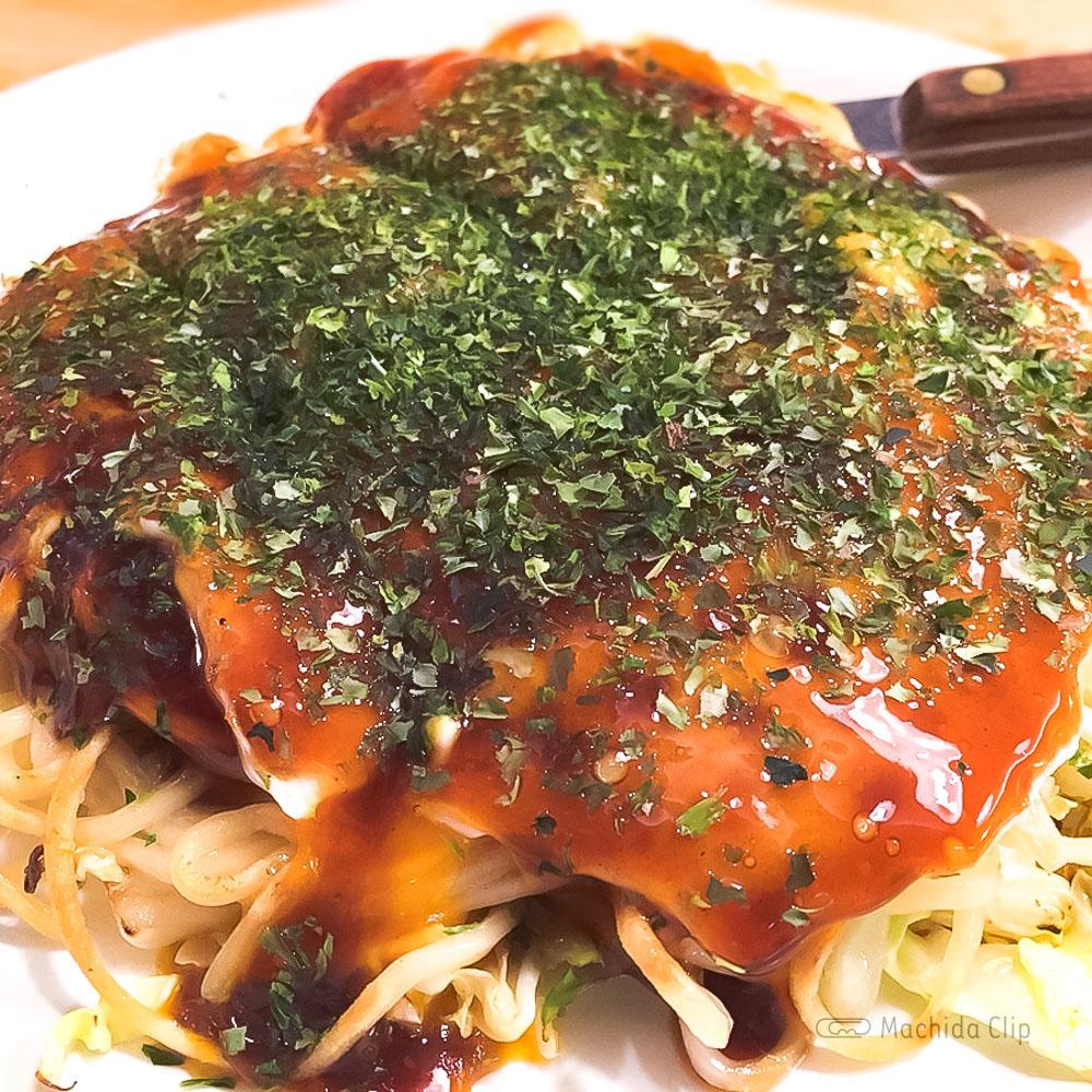 ひろしま鉄ちゃんの「広島のお好み焼き」の写真