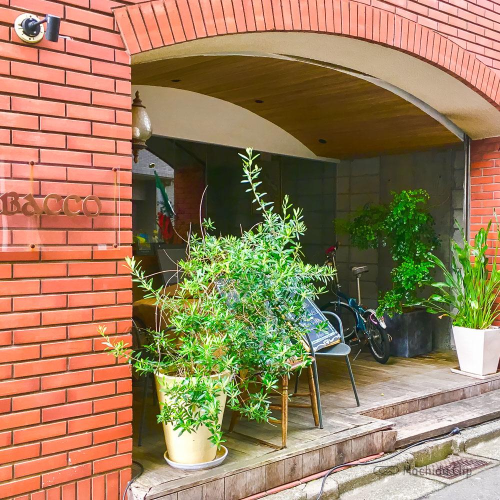 IL BACCO(イル・バッコ)の入り口の写真