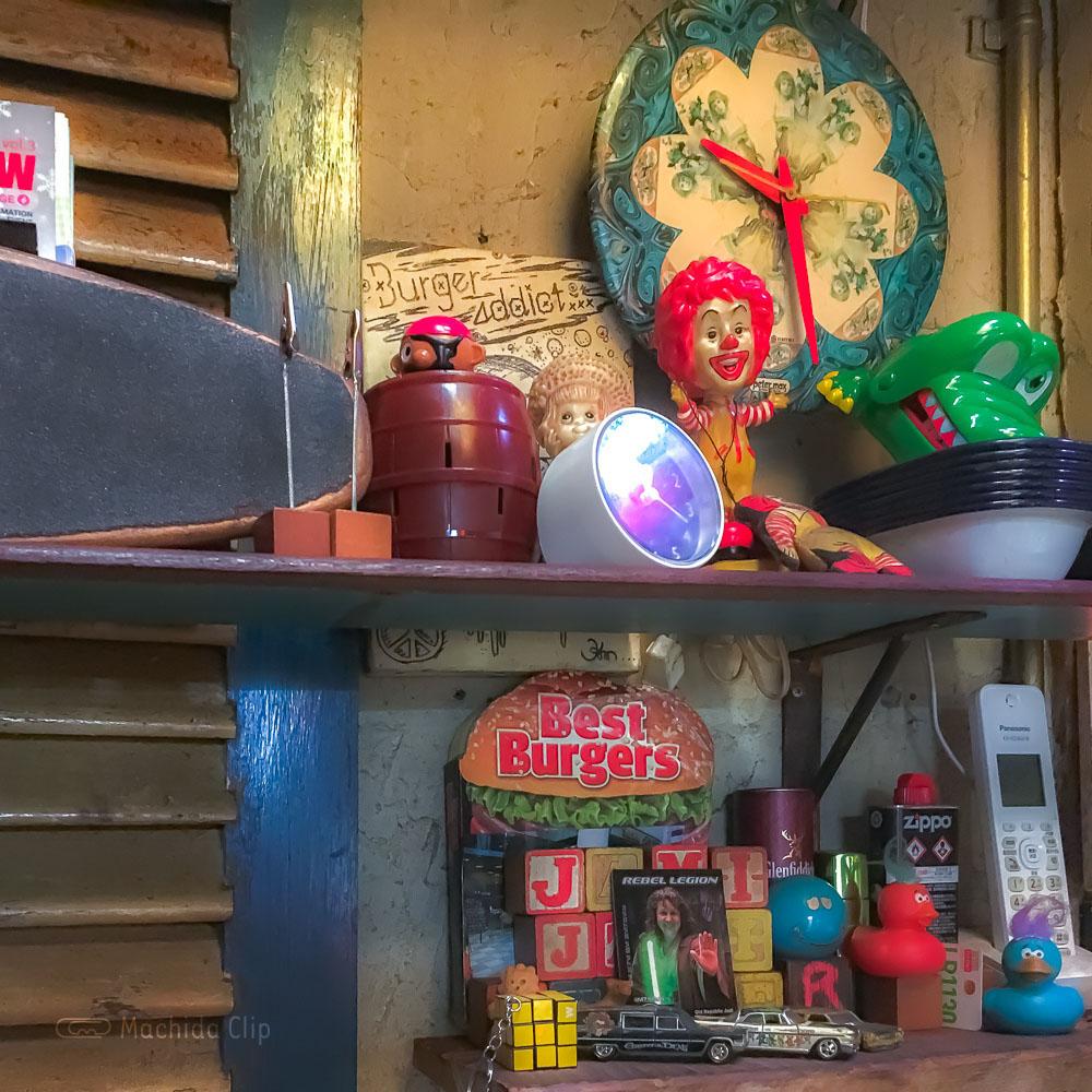 JAMI JAMI BURGER(ジャミジャミバーガー)の雑貨の写真