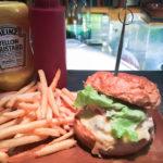 JAMI JAMI BURGER(ジャミジャミバーガー)のハンバーガーの写真