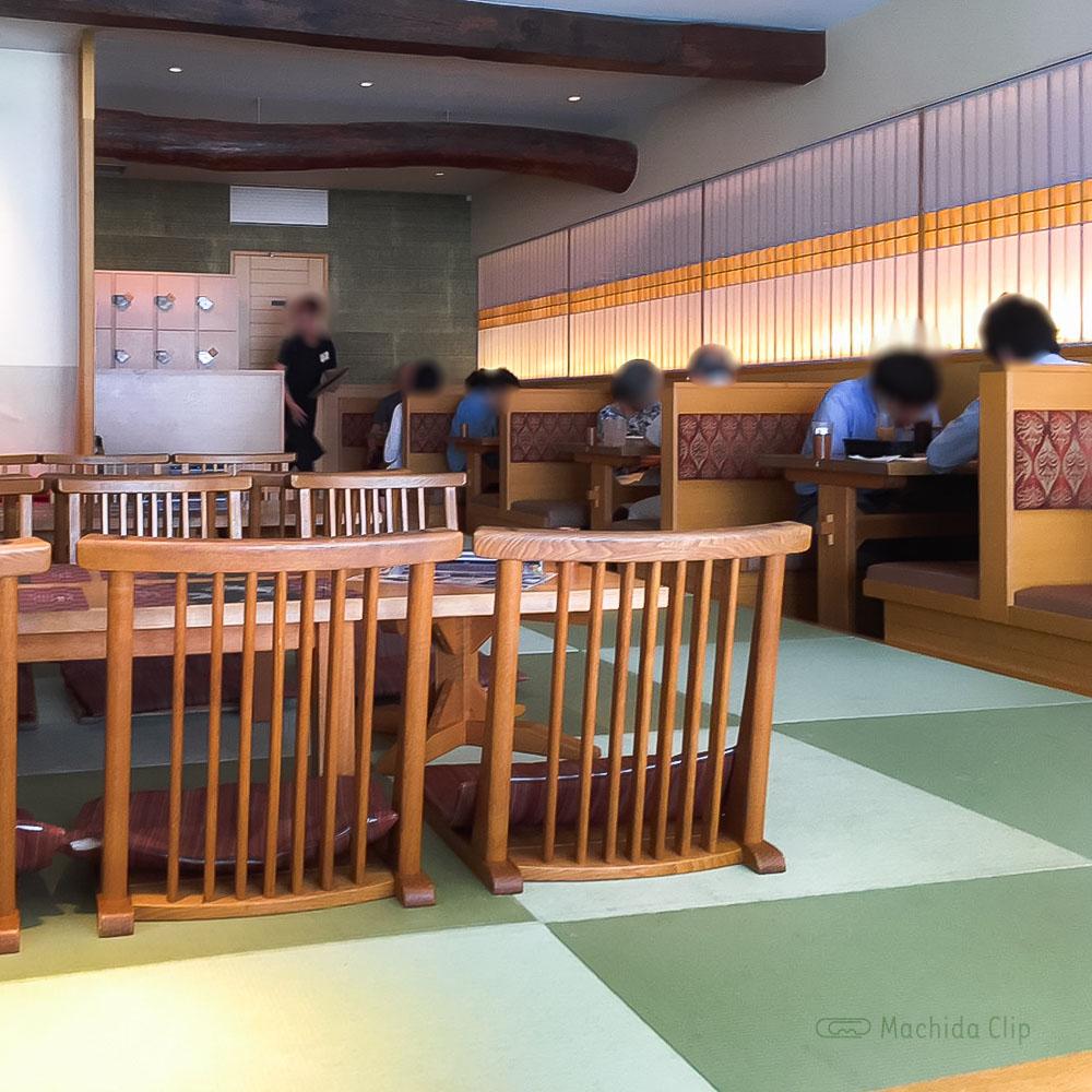 鎌倉パスタ 町田東急ツインズ店の店内の写真