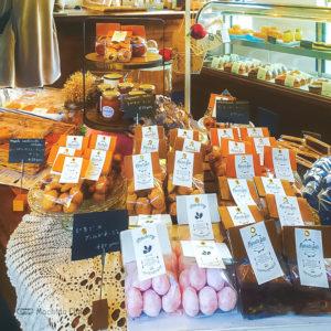 「こがさかベイク(Kogasaka Bake)高ヶ坂本店」ランチもできる!町田のギフトにおすすめのパウンドケーキの写真