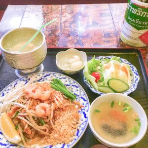 タイ料理 町田マイペンライ 1号店の「パッタイ」の写真