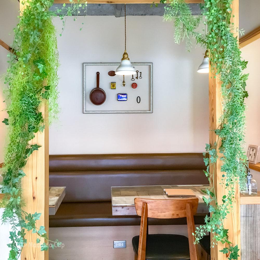 Cafe&BAR Monica&Adriano(モニカ&アドリアーノ)の半個室の写真