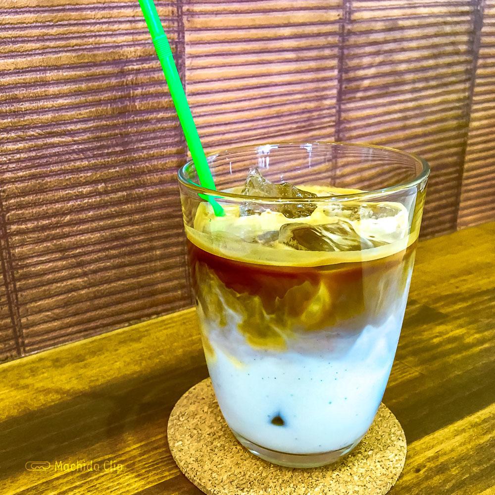 ONSO COFFEE(オンソコーヒー)のアイスコーヒーの写真