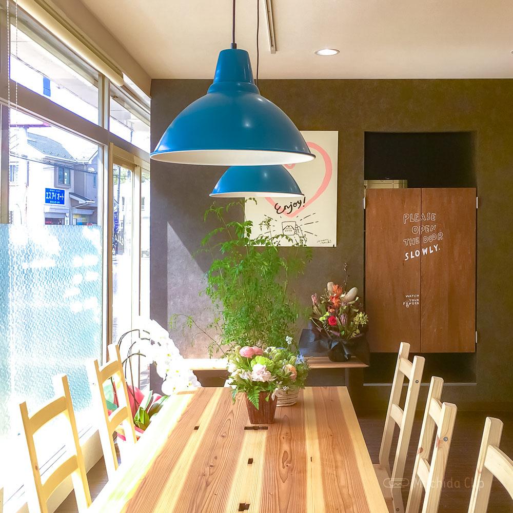 ONSO COFFEE(オンソコーヒー)の店内の写真