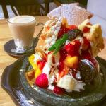 猿Cafe 町田マルイ店のスイーツの写真