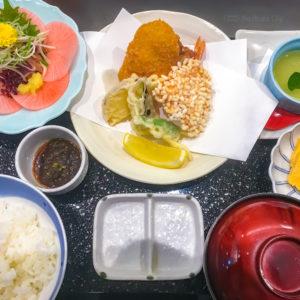 醤油料理 天忠の「お昼膳」の写真