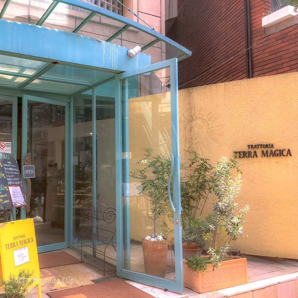 TERRA MAGICA(テラマジカ)の入り口の写真