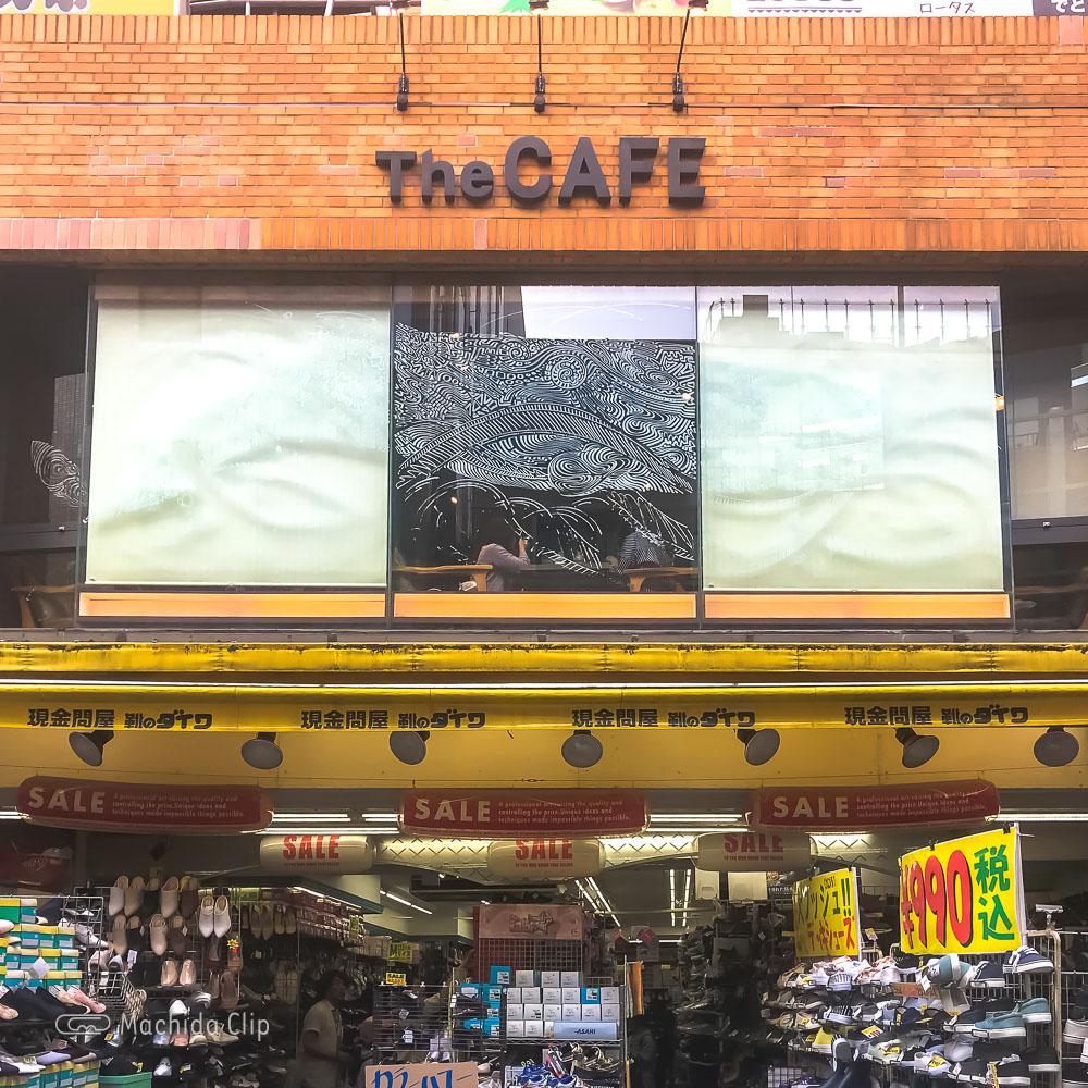 The CAFE(ザカフェ)の外観の写真
