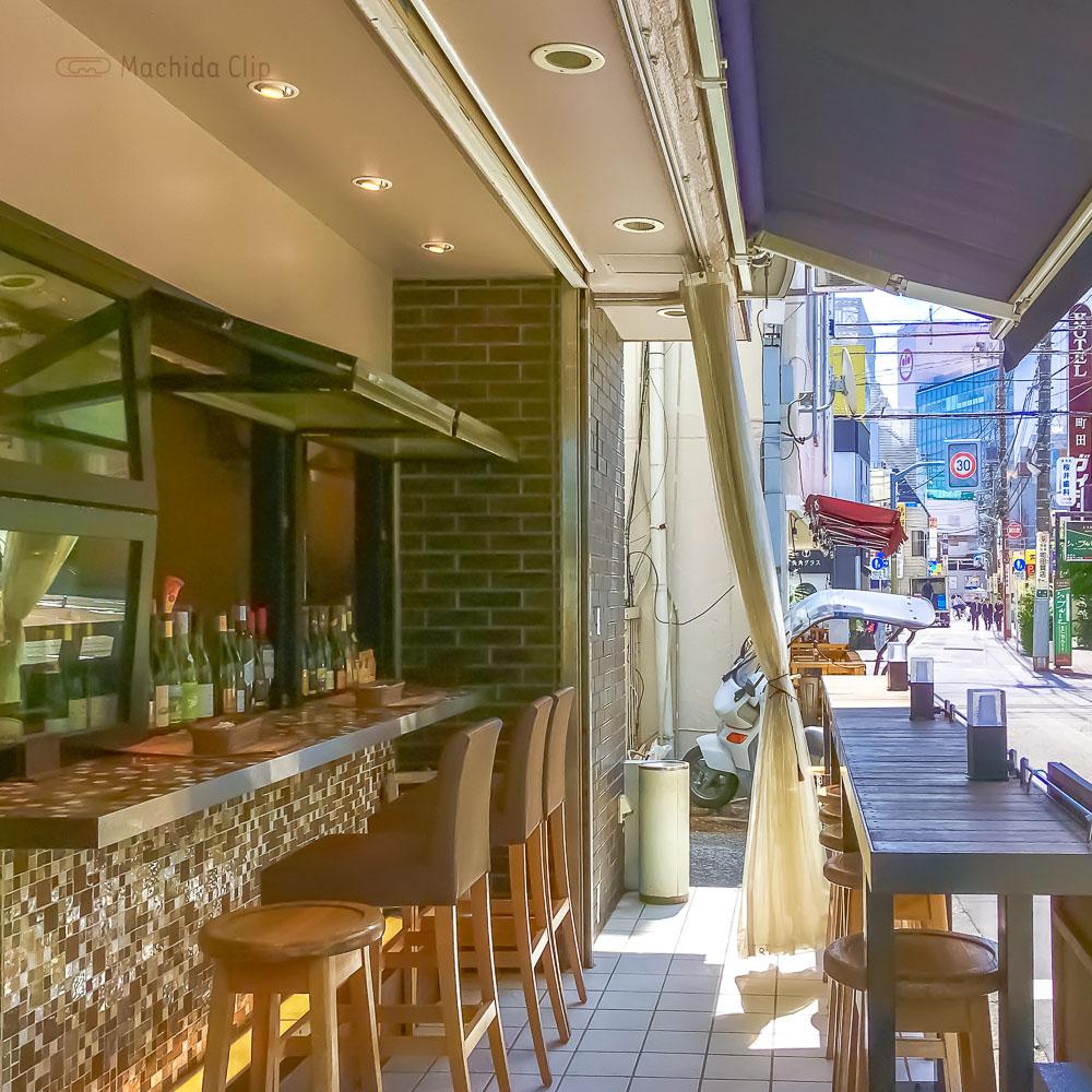 トラットリア&ピッツェリア Dai 町田店のテラス席の写真