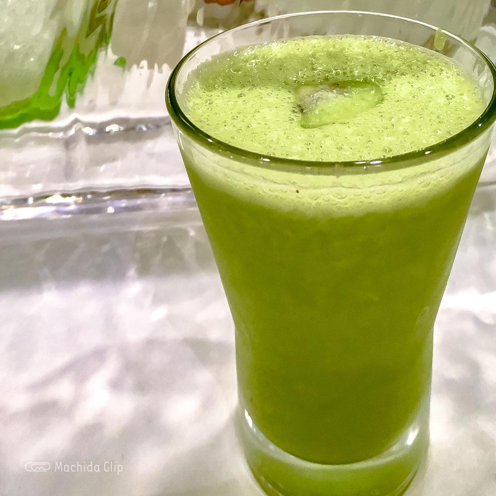 ベジフルスパイスの「グリーンスムージー」の写真
