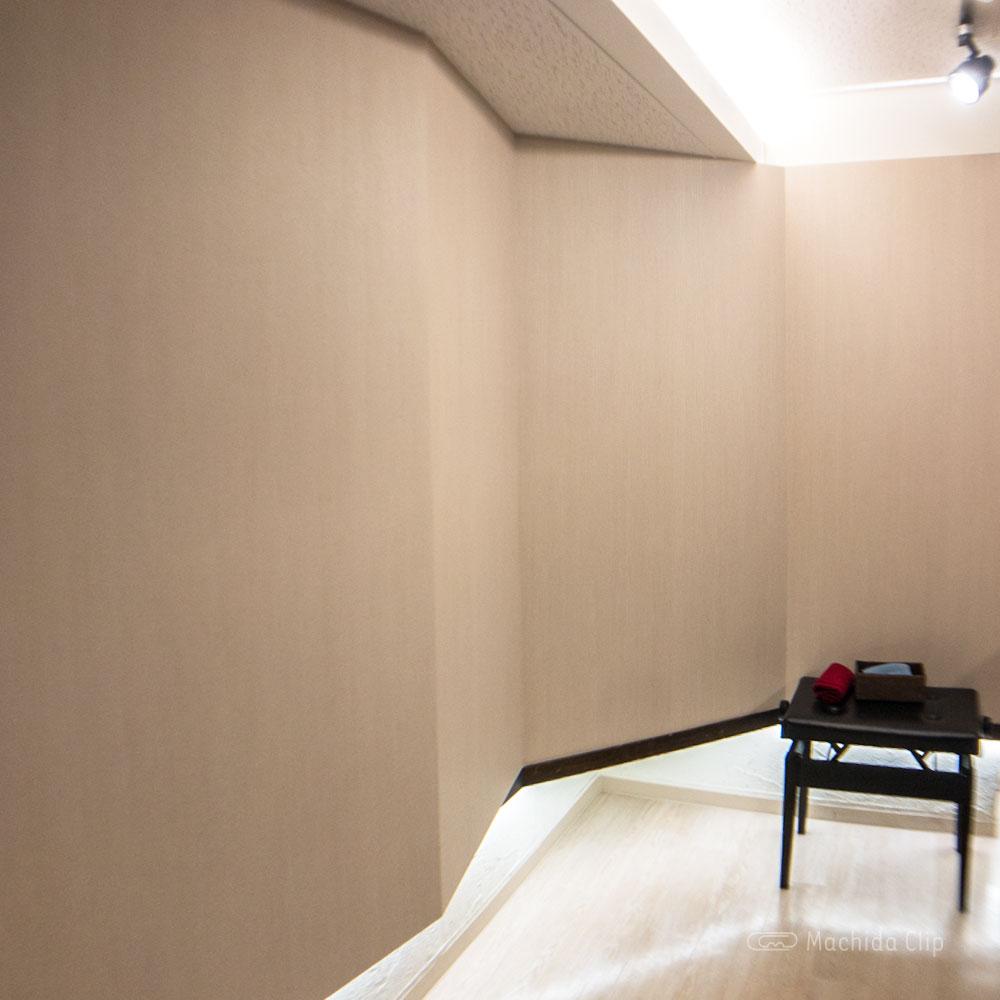 クラウドナインスタジオ 町田店の反響板の写真