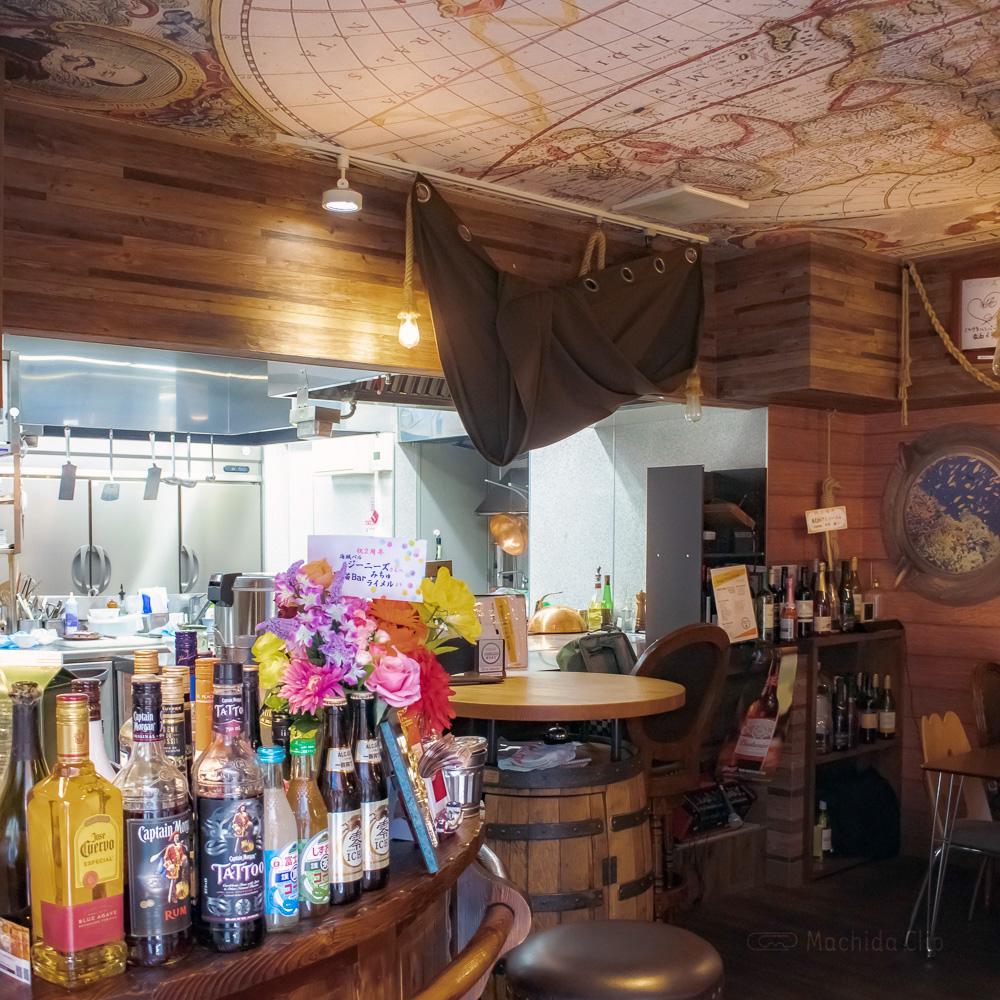 ジーニーズ 町田店の店内の写真