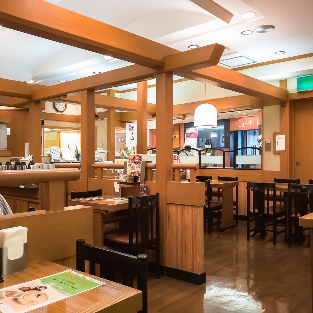 杵屋 小田急百貨店町田店の店内の写真