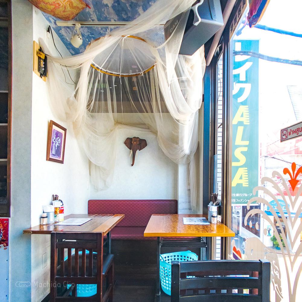 タイ料理 町田マイペンライ 2号店の店内の写真