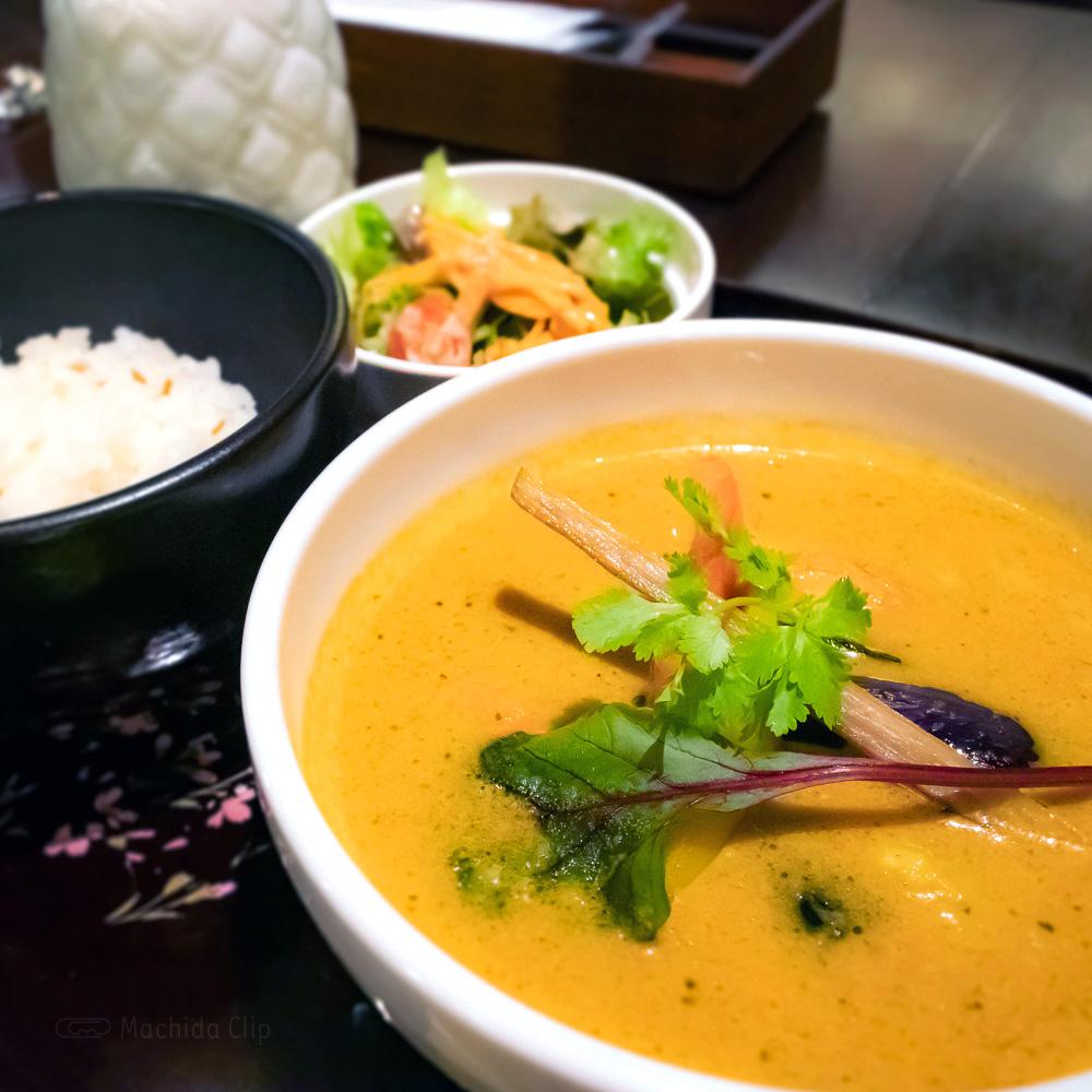 中川家 NAKAGAWAKE 町田店の「スープカレー 野菜」の写真