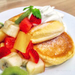 幸せのパンケーキ 土日も予約OK!小田急線南口から徒歩1分の写真