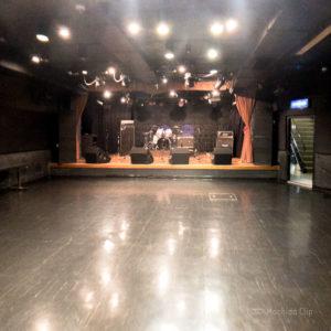 スタジオアクト 町田店のライブホールの写真