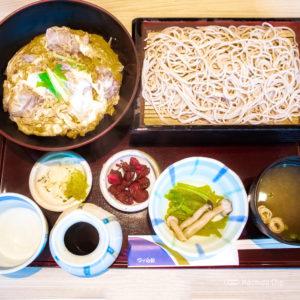 つづらお 町田店の「親子重ご膳」の写真