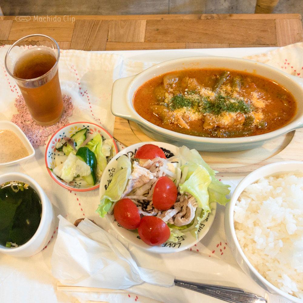 YOKOTA BASE STUDIO 町田店の「ペチョカライス」の写真