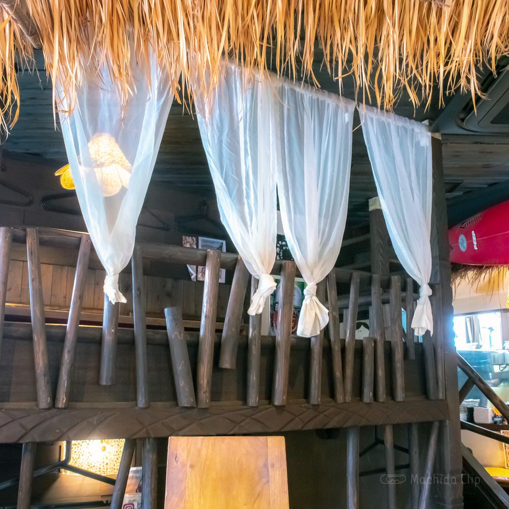 旨い魚とバリメシ 南風 Nanpu 町田店のロフト席の写真
