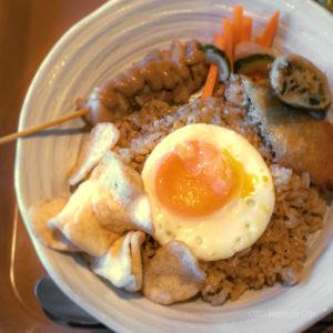 「旨い魚とバリメシ 南風 Nanpu 町田店」バリ島リゾートの雰囲気でおしゃれランチの写真