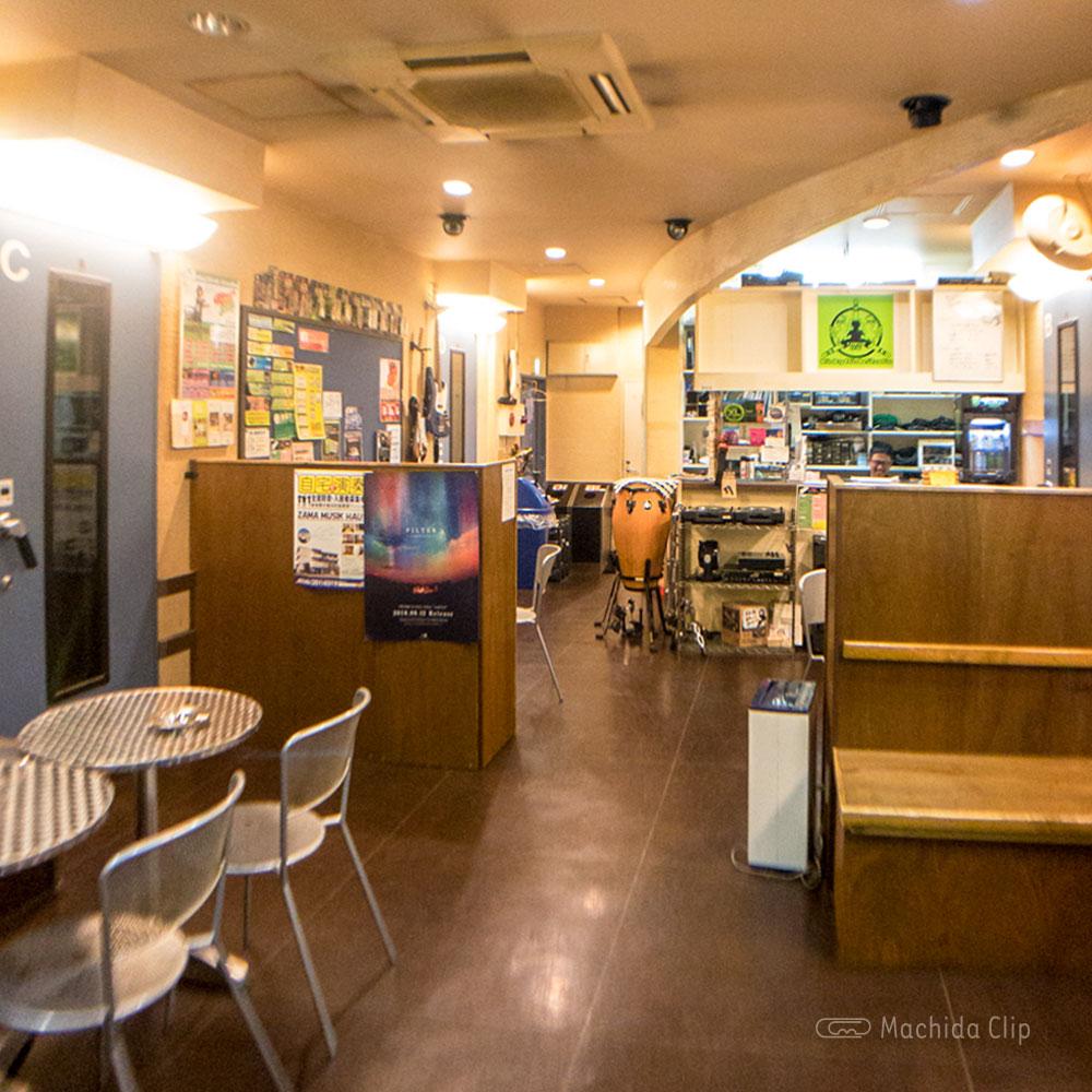リンキィディンクスタジオ 町田店の待合スペースの写真