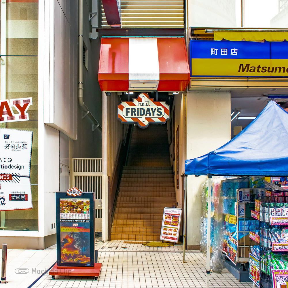 TGI フライデーズ 町田店の入り口の写真