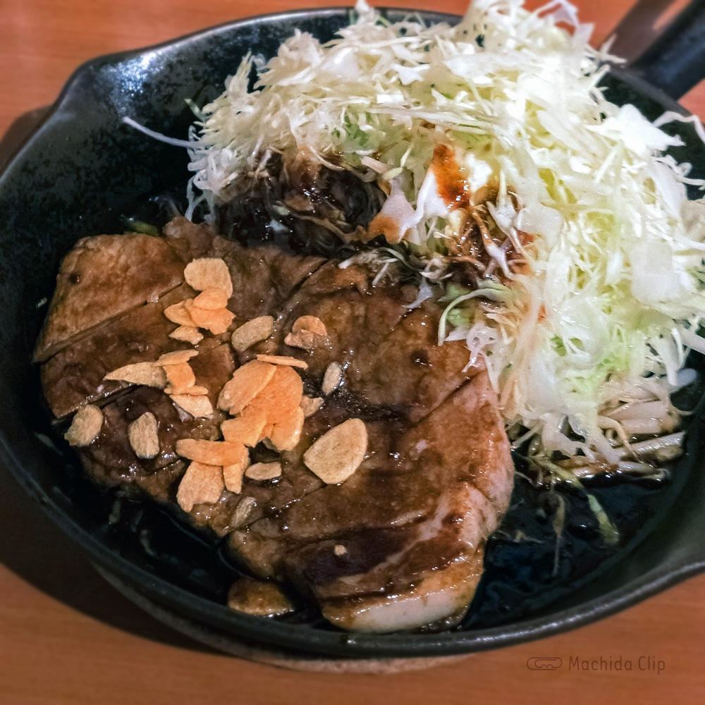 「東京トンテキ×ステーキの王様 町田店」コラボ店舗でメニュー豊富!ライスとスープのおかわり無料の写真