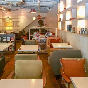 CAFE KATSUO(カフェ カツオ)店内の写真