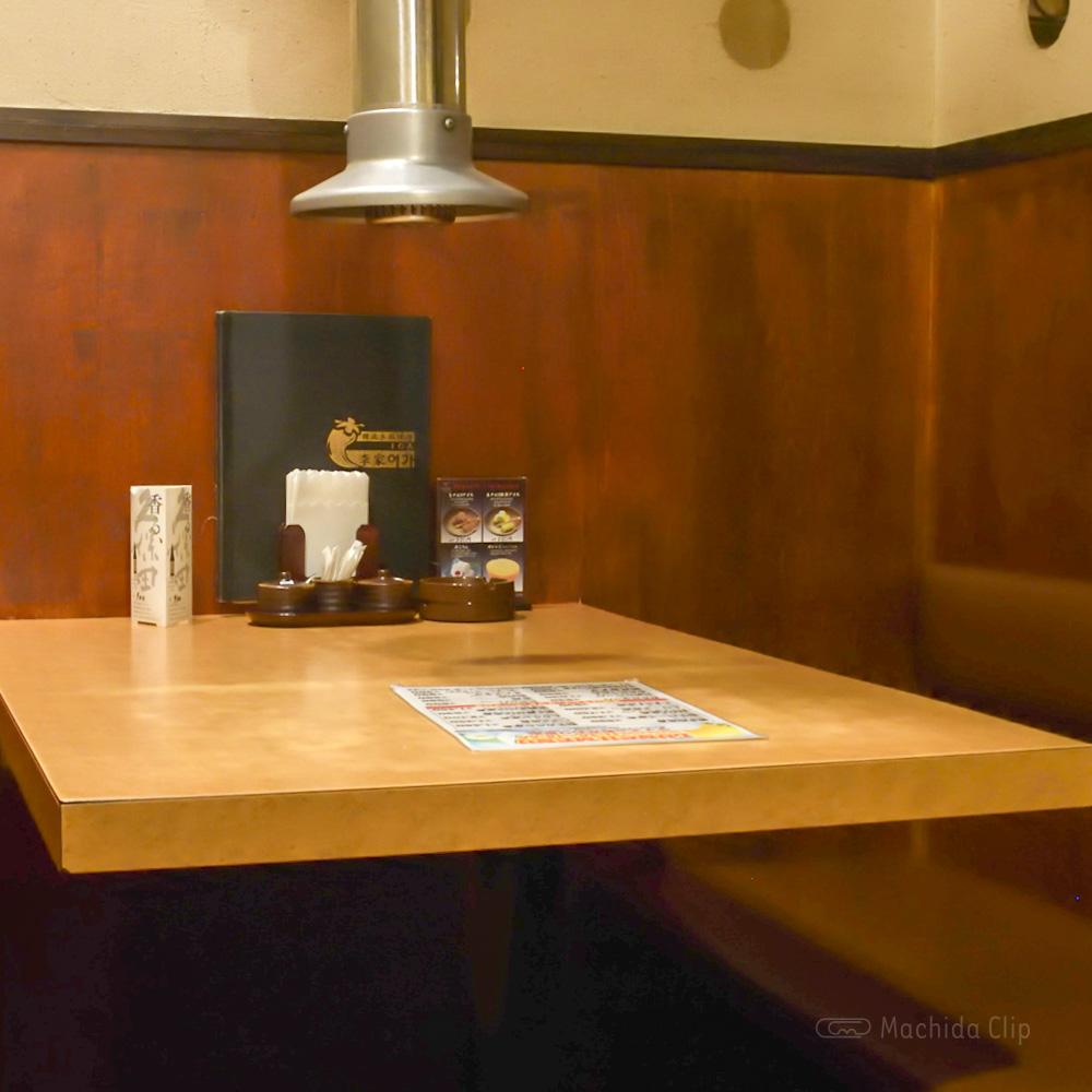 炭火焼肉 李家本舗(イガホンポ) 町田本店の店内の写真