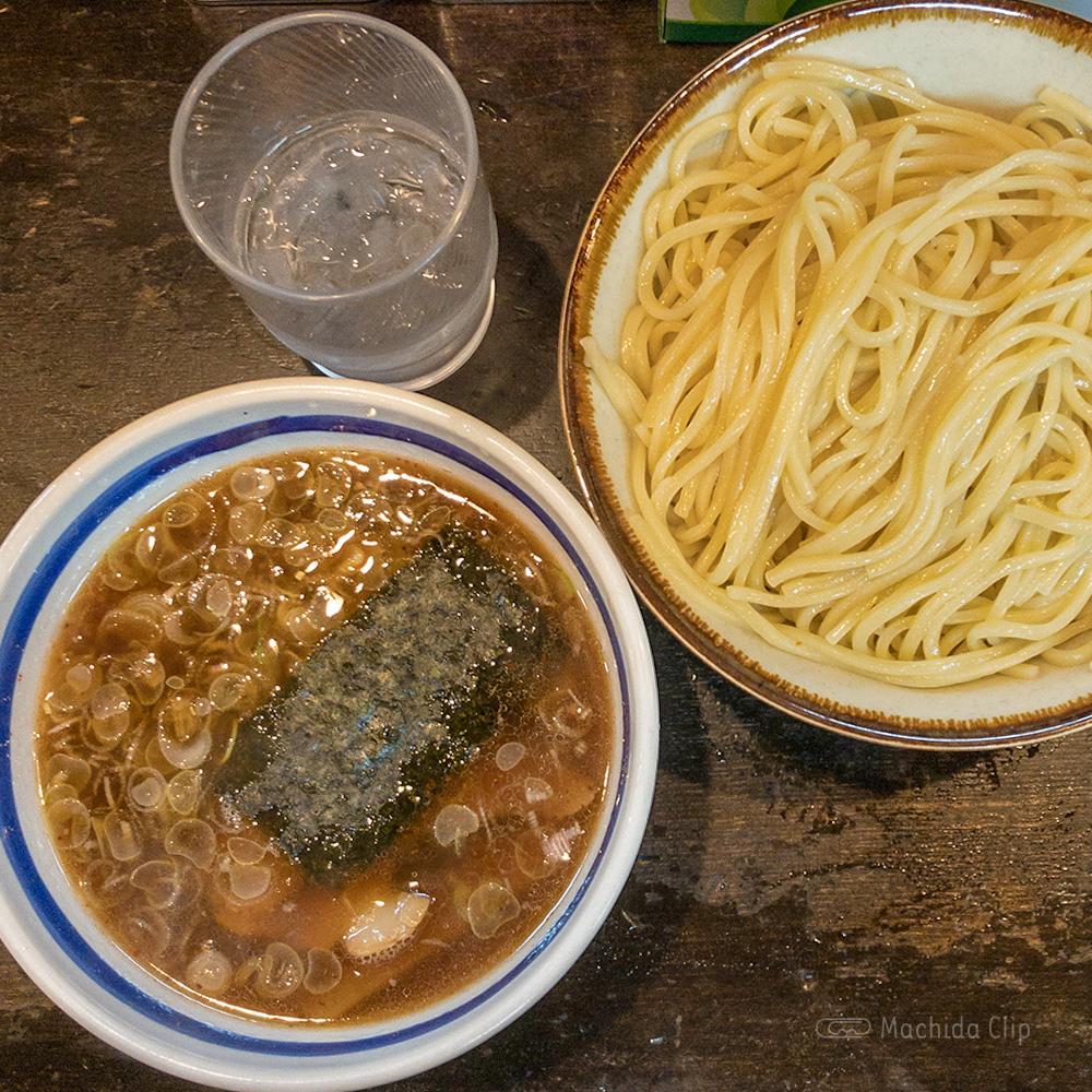町田 大勝軒のつけ麺の写真