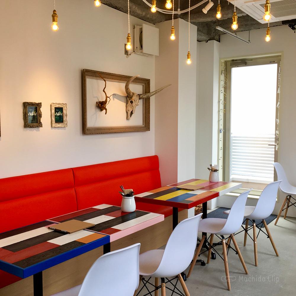 Cafe&BAR Monica&Adriano(モニカ&アドリアーノ)の店内の写真