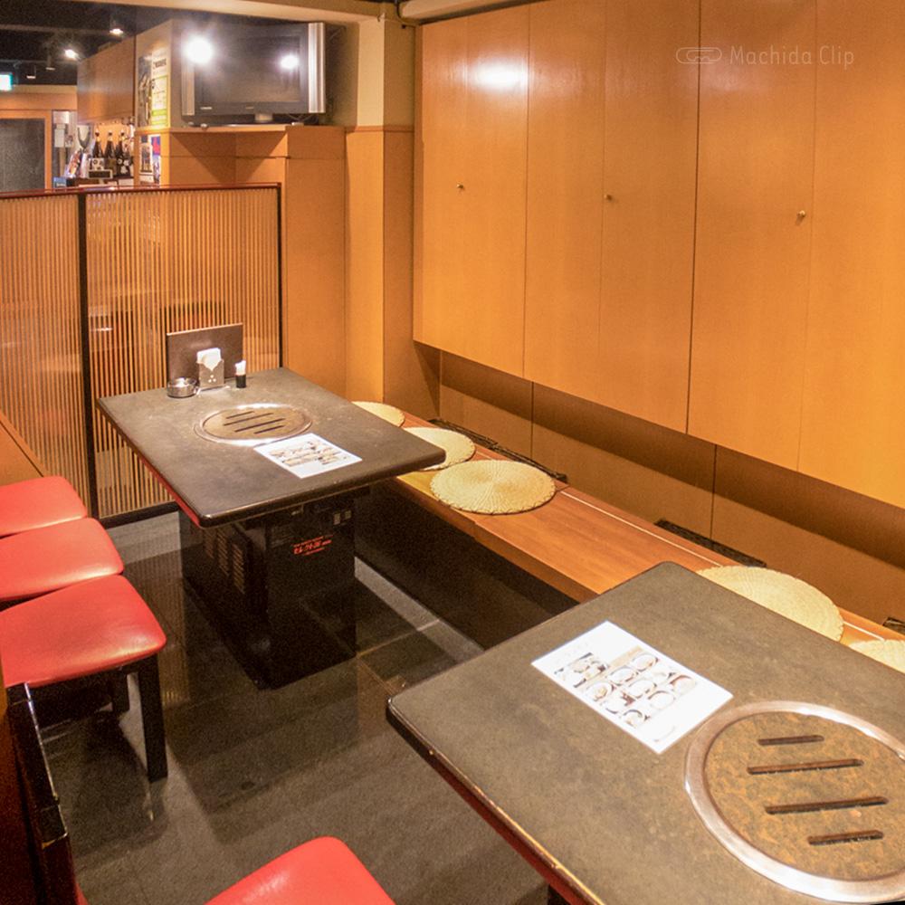 焼肉志も川 町田駅前店宴会席の写真
