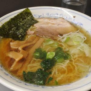 「七面(しちめん)」町田仲見世商店街にある昔ながらのラーメン店!カレーやつけ麺も人気の写真