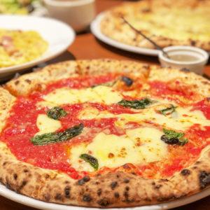 カプリチョーザ 町田モディ店のピザの写真