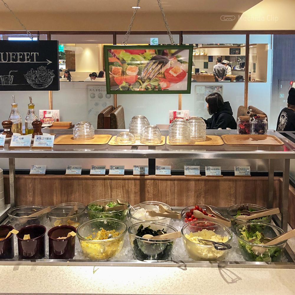 カプリチョーザ 町田モディ店のサラダバーの写真