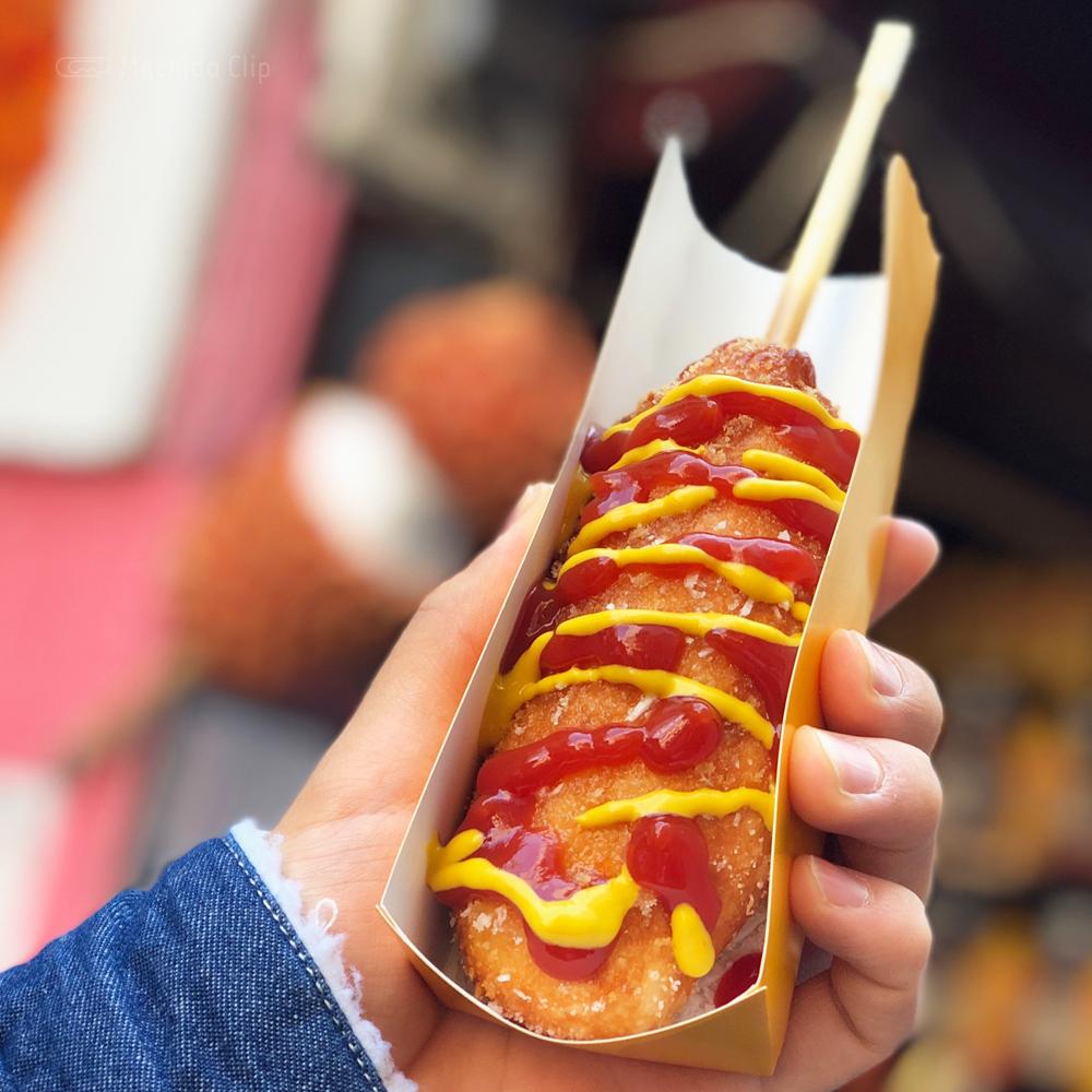 Goo goo 町田のチーズドッグの写真