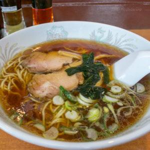 【閉店】「尾道ラーメン 正ちゃん」鶴川の醤油ラーメン店!の写真